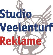 Studio Veelenturf Reklame logo